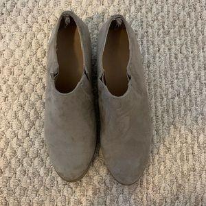 GAP Grey/Taupe Booties